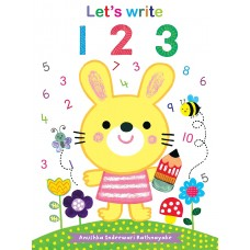 Let's Write  1 2 3