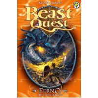 Beast Quest - Ferno The Fire Dragon