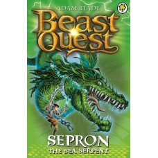 Beast Quest - Sepron The Sea Serpent