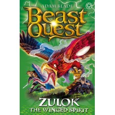 Beast Quest - Zulok the Winged Spirit