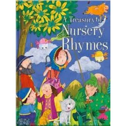 Kbooks A Treasury Of Nursery Rhymes
