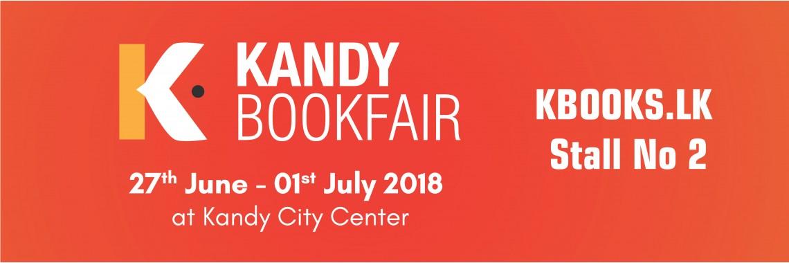Kandy Book Fair 2018