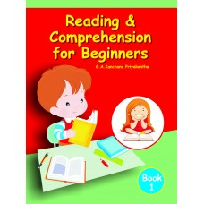 Reading and Comprehension for Beginners - Book 1
