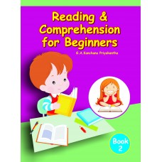 Reading and Comprehension for Beginners - Book 2