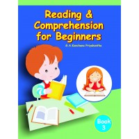 Reading and Comprehension for Beginners - Book 3