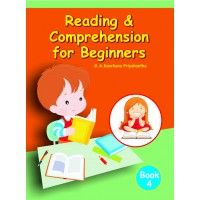 Reading and Comprehension for Beginners - Book 4