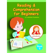 Reading and Comprehension for Beginners - Book 5