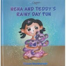 Neha And Teddy's Rainy Day Fun