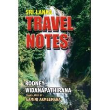 Sri Lanka Travel Notes