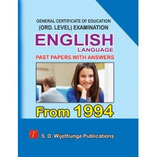 English Language Past Papers With Answers