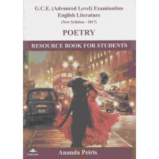 A/L Poetry Resource Book For Students