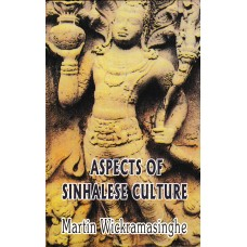 Aspects Of Sinhalese Culture