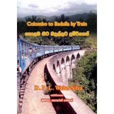 Colombo to Badulla by Train - කොළඹ සිට බදුල්ලට දුම්රියෙන්